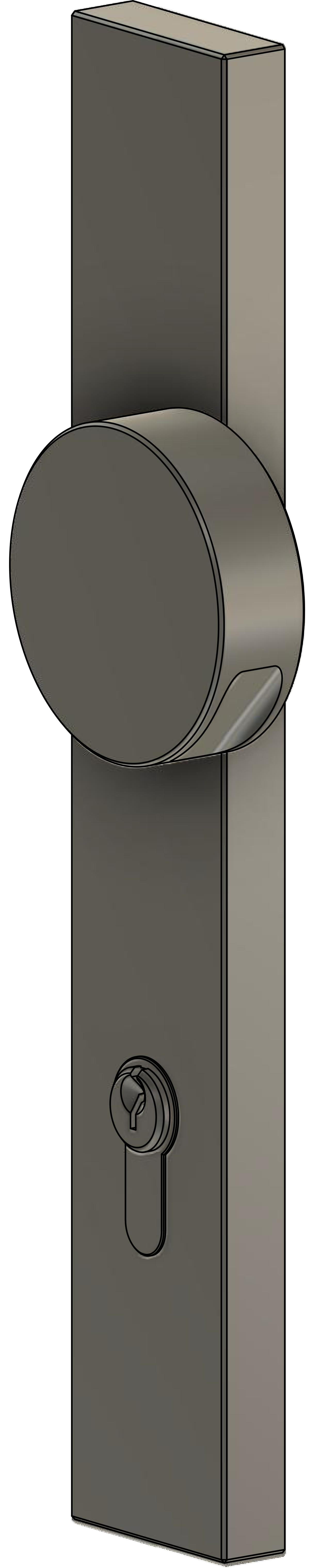 Bear Knob Low Profile Undercut
